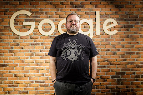 Дмитрий Шоломко Google