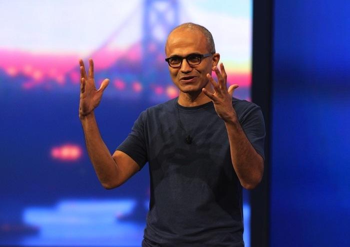Microsoft Сатья Наделла