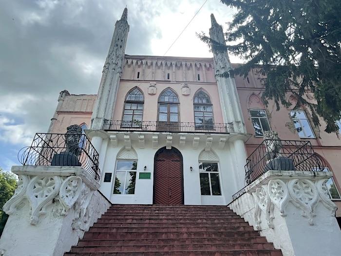 Дворец Витославских-Львовых