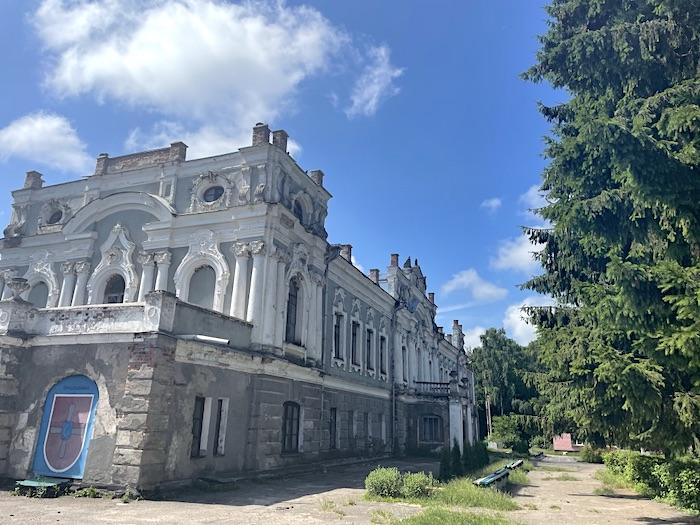 Замок Меринга